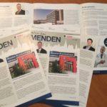 """CDU Zeitung """"Wir in MENDEN"""" liegt am Samstag dem Stadtspiegel bei"""