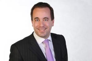 CDU-Stadtverbandsvorsitzender Sebastian Schmidt