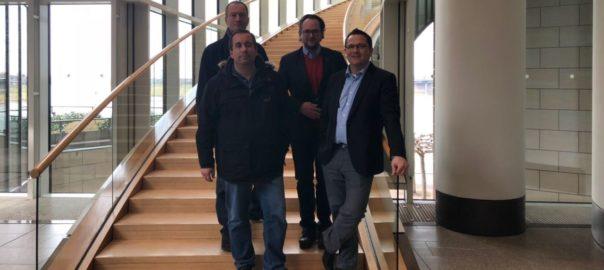 CDU Menden zu Besuch in Düsseldorf