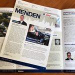 CDU-Ratsfraktion informiert: Aktuelle Ausgabe WIR in MENDEN
