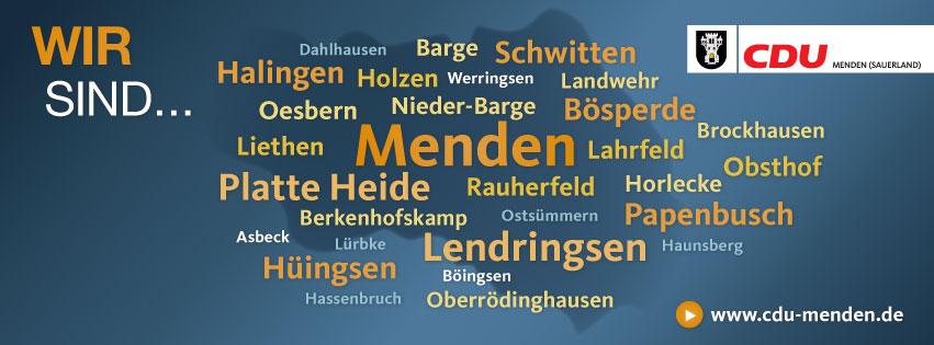 CDU zum Austritt Annette Rossin-Kehnes aus der CDU-Ratsfraktion
