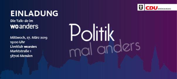 facebooktitel_CDU Einl_Talk_im_woanders_2019_500x265