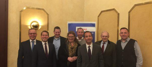 CDU Menden Nominierung Kreistagskandidaten