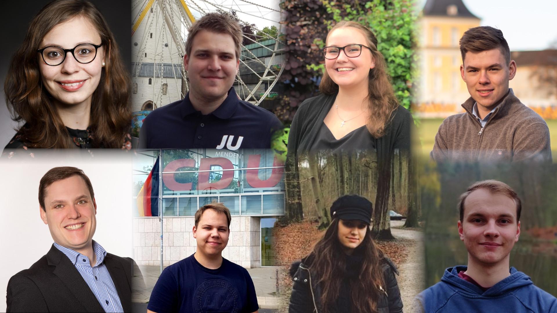Nachwuchs mit Verantwortung: Junge Ausschussmitglieder in der CDU-Fraktion