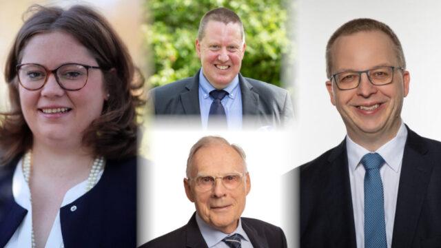 CDU-Kreistagsmitglieder diskutieren über finanzielle Folgen der Pandemie
