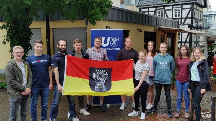 Junge Union Menden stellt sich neu auf