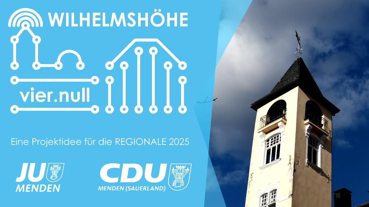 Junge Union legt Konzept für Wilhelmshöhe vier.null vor